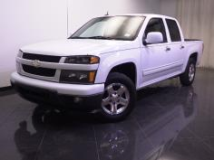 2010 Chevrolet Colorado Crew Cab LT 5 ft