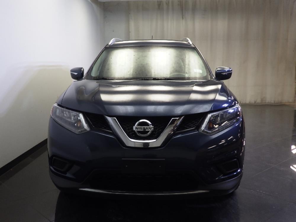 2015 Nissan Rogue SV - 1240025453