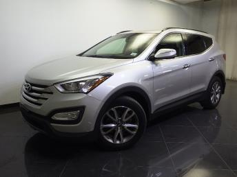 2014 Hyundai Santa Fe Sport 2.0T - 1240025454