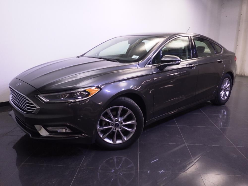 2017 Ford Fusion - 1240025476