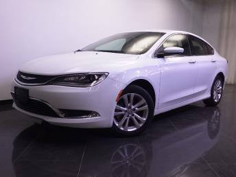 2016 Chrysler 200 - 1240025492