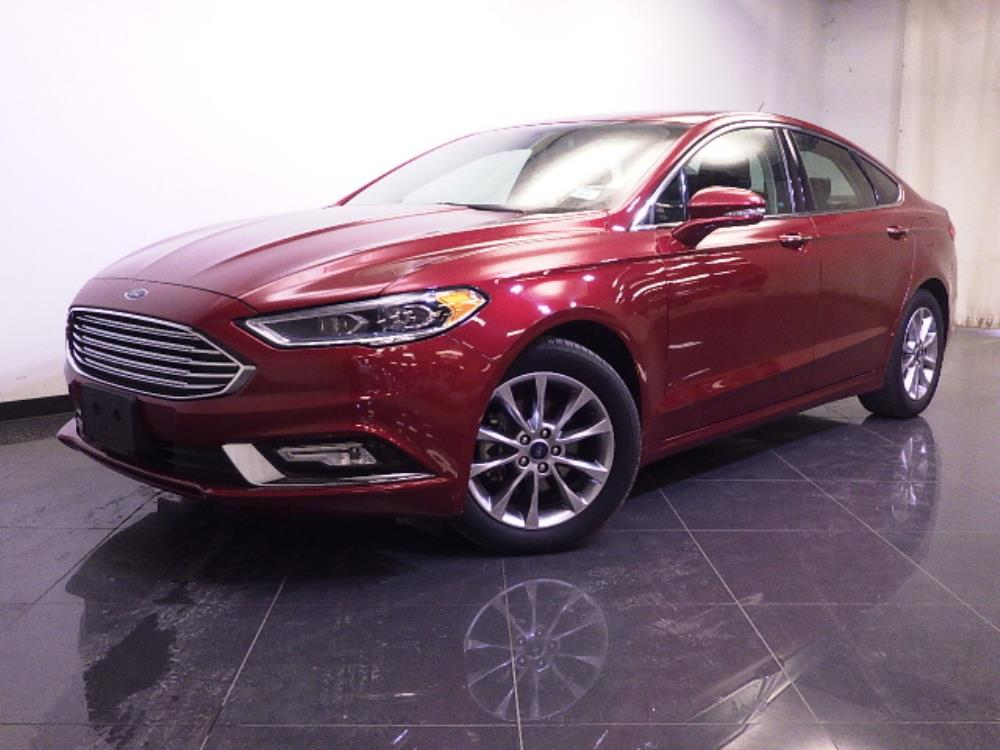 2017 Ford Fusion - 1240025506