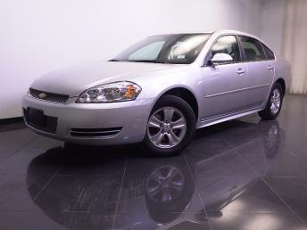 2014 Chevrolet Impala Limited LS - 1240025538