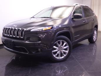 2014 Jeep Cherokee - 1240025655