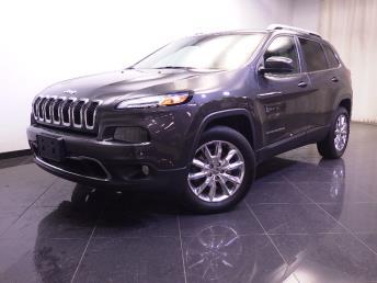 2014 Jeep Cherokee - 1240025657