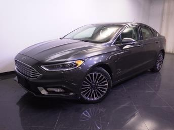2017 Ford Fusion - 1240025660