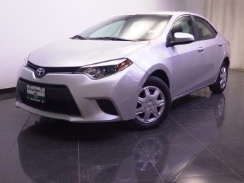 2014 Toyota Corolla - 1240025711