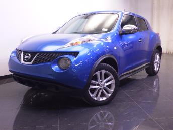 2011 Nissan JUKE - 1240025749