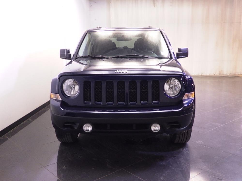 2014 Jeep Patriot Latitude - 1240025792