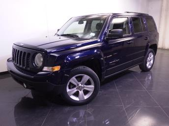 2014 Jeep Patriot Latitude - 1240025792