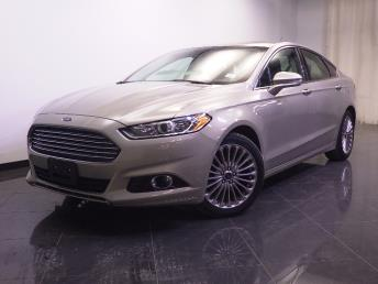2015 Ford Fusion - 1240025813
