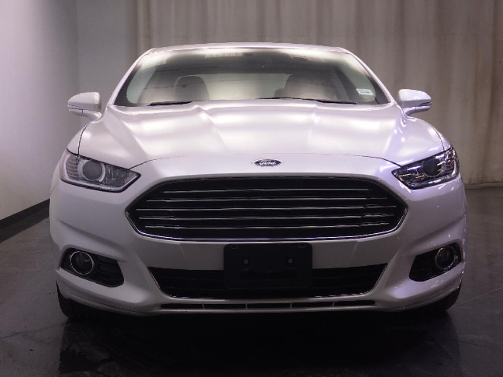 2014 ford fusion energi plug in hybrid titanium for sale in knoxville 1240025965 drivetime. Black Bedroom Furniture Sets. Home Design Ideas