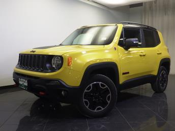 2016 Jeep Renegade Trailhawk - 1240026041
