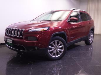 2014 Jeep Cherokee - 1240026112