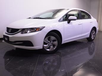 2015 Honda Civic - 1240026118