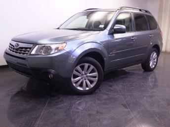 Used 2011 Subaru Forester