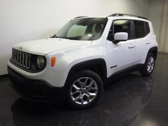 2016 Jeep Renegade Latitude - 1240026175