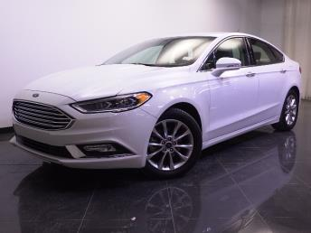 2017 Ford Fusion - 1240026291