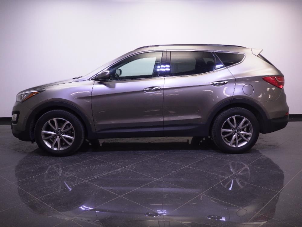 2014 hyundai santa fe sport 2 0t for sale in houston. Black Bedroom Furniture Sets. Home Design Ideas