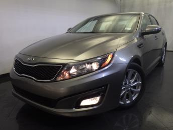 2014 Kia Optima EX - 1240026312