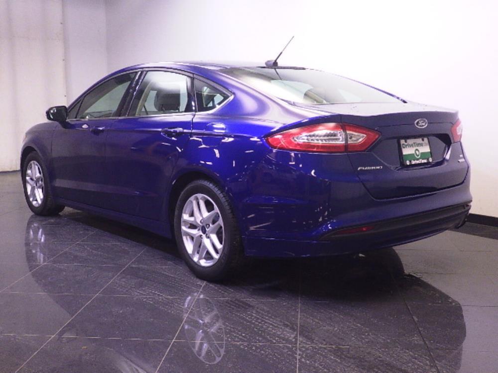 2015 Ford Fusion SE - 1240026363