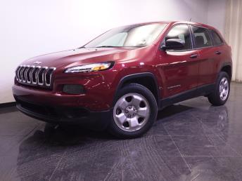 2016 Jeep Cherokee - 1240026583