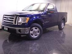 2010 Ford F-150 Regular Cab XLT 6.5 ft