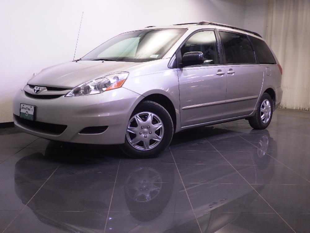 2008 Toyota Sienna - 1240026733