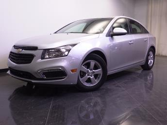 2016 Chevrolet Cruze Limited - 1240026744