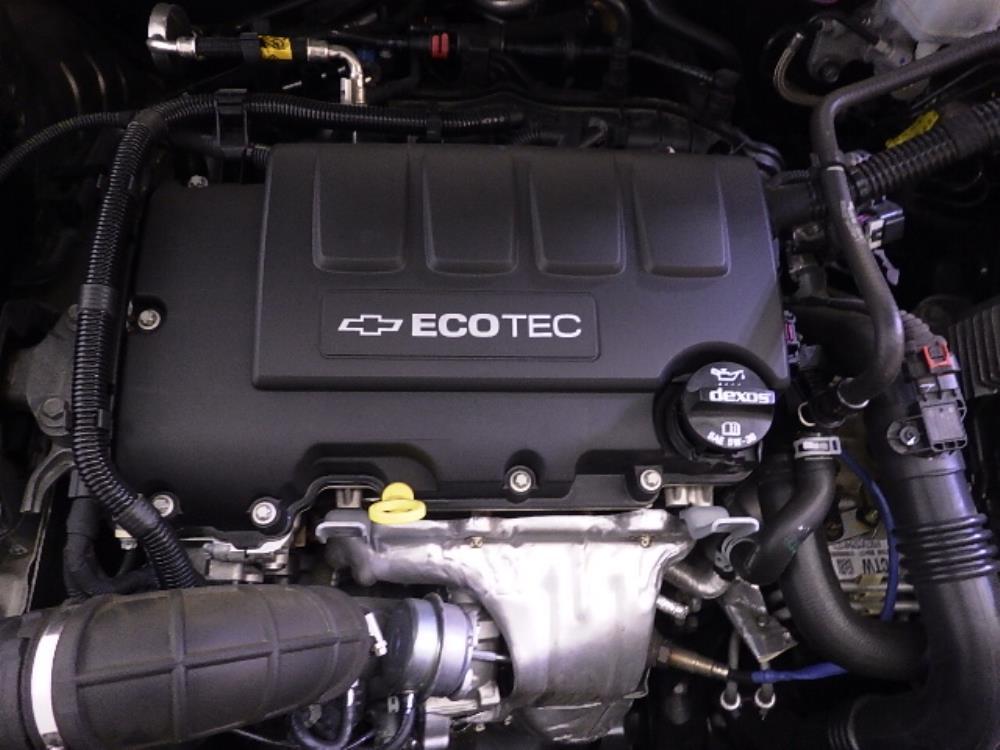 2016 Chevrolet Cruze Limited 1LT - 1240026787