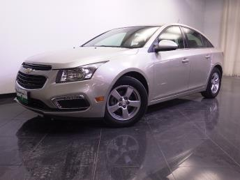 2016 Chevrolet Cruze Limited 1LT - 1240026787