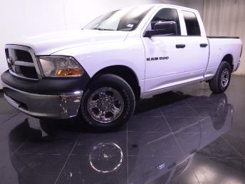 Used 2012 Ram 1500