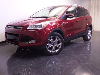 2015 Ford Escape Titanium - 1240026921