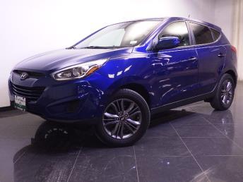 2015 Hyundai Tucson GLS - 1240026999