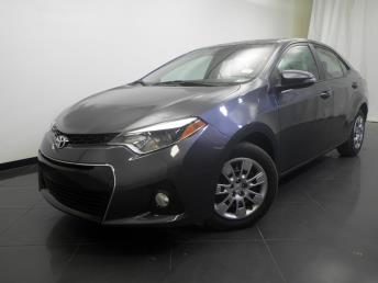 2016 Toyota Corolla S Special Edition - 1240027055