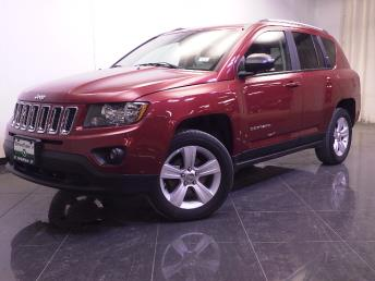 2016 Jeep Compass Sport - 1240027072