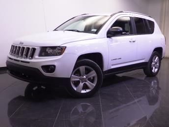 2016 Jeep Compass Sport - 1240027073