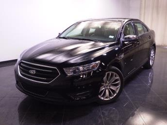 2016 Ford Taurus Limited - 1240027141