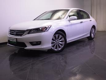 2015 Honda Accord EX - 1240027156