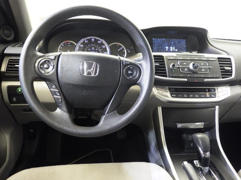 2014 Honda Accord EX - 1240027158