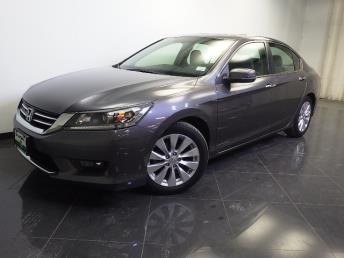 2014 Honda Accord EX - 1240027158