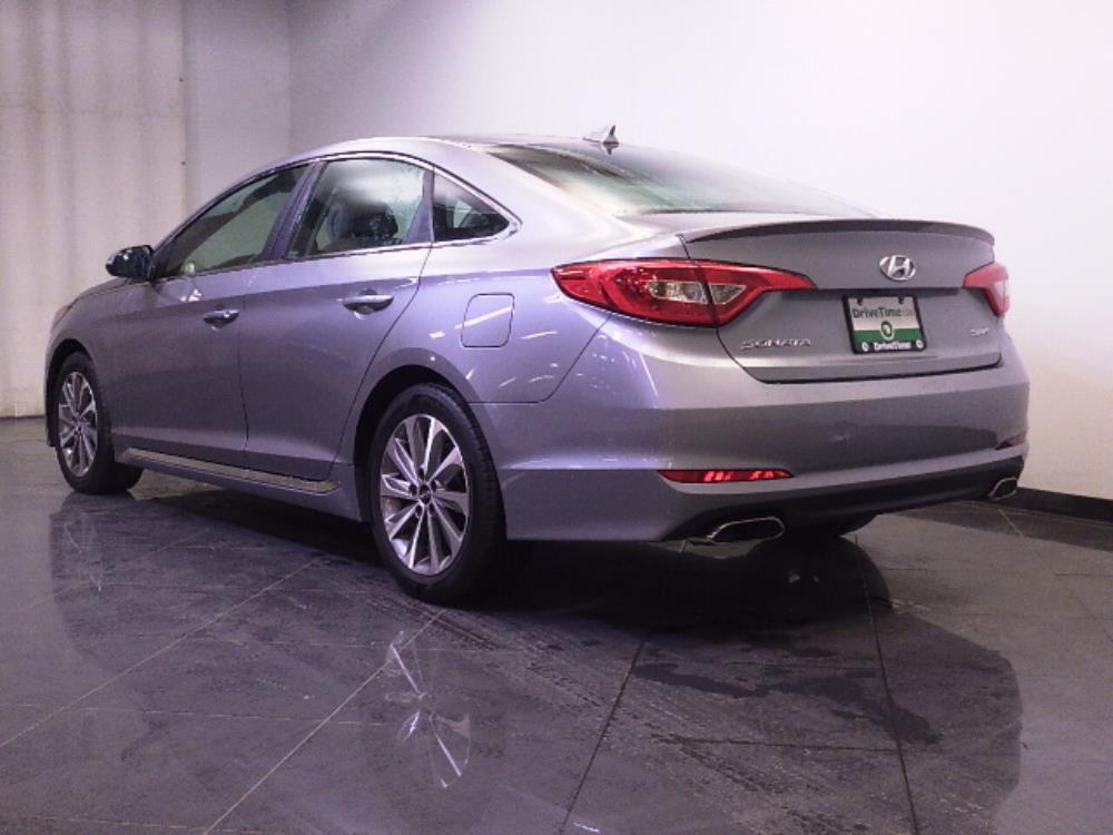 2015 Hyundai Sonata Limited - 1240027167
