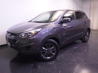 2015 Hyundai Tucson GLS - 1240027169