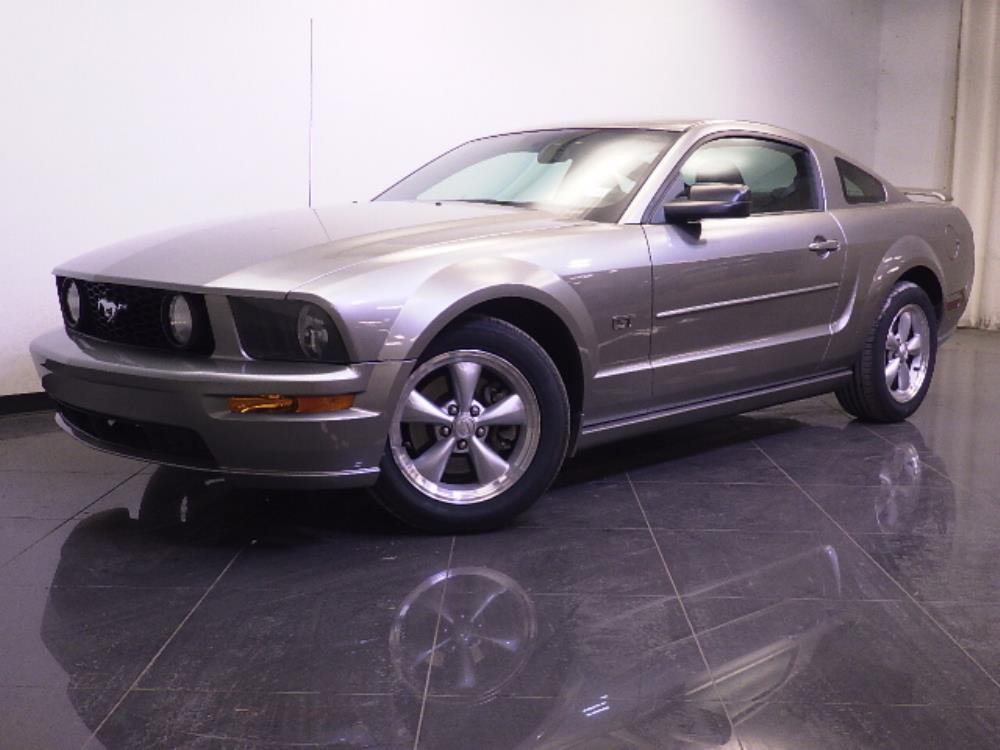 2008 Ford Mustang - 1240027242