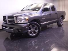 2008 Dodge Ram 1500 Quad Cab Laramie 6.25 ft
