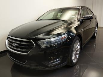 2013 Ford Taurus Limited - 1240027327