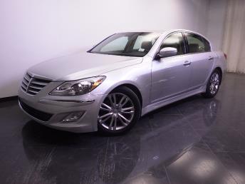 2014 Hyundai Genesis 3.8 - 1240027352
