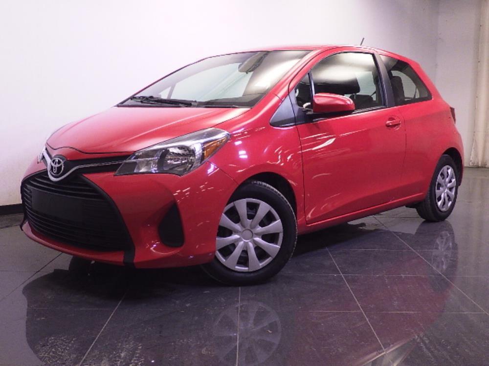 2015 Toyota Yaris L - 1240027358