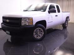 2007 Chevrolet Silverado 1500 Extended Cab Work Truck 5.75 ft
