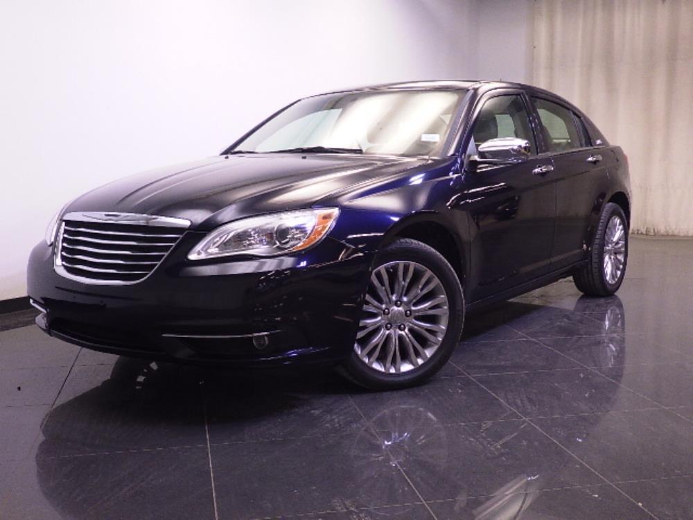 2012 Chrysler 200 Limited - 1240027389